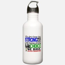 Autism How Strong We A Water Bottle