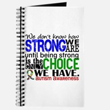 Autism How Strong We Are Journal