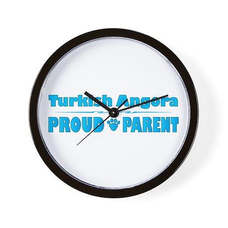 Angora Parent Wall Clock