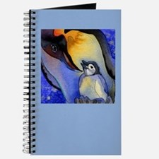Devoted Dad Penguin Journal