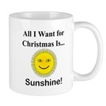 Christmas Sunshine Mug