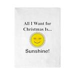Christmas Sunshine Twin Duvet