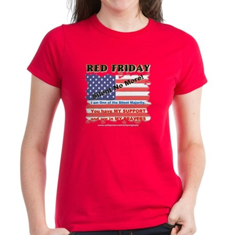 RED FRIDAY Women's Dark T-Shirt