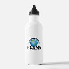 World's Coolest Evans Water Bottle