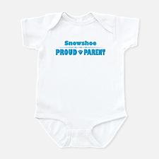 Snowshoe Parent Infant Bodysuit