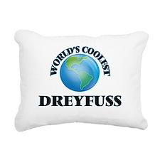 World's Coolest Dreyfuss Rectangular Canvas Pillow