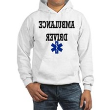 Ambulance Driver Jumper Hoodie