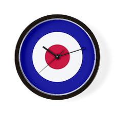 Royal Air Force<BR> Wall Clock