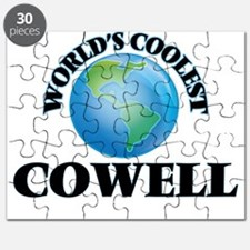 World's Coolest Cowell Puzzle