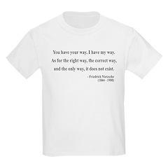 Nietzsche 1 T-Shirt