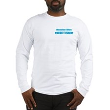 Blue Parent Long Sleeve T-Shirt