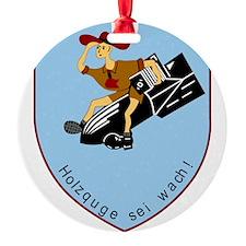 Aufkl rungsgruppe 122 2. Staffel.ps Ornament