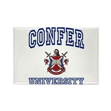 CONFER University Rectangle Magnet (10 pack)