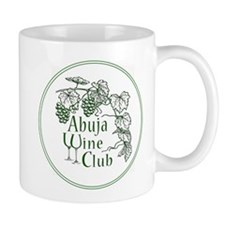 Abuja Wine Club Mugs