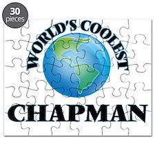 World's Coolest Chapman Puzzle