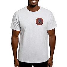 (Seneca - A) Ash Grey T-Shirt