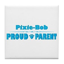 Pixie-Bob Parent Tile Coaster