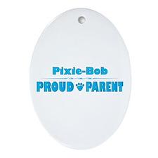 Pixie-Bob Parent Oval Ornament