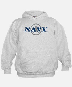 Navy - I Support My Uncle Hoodie