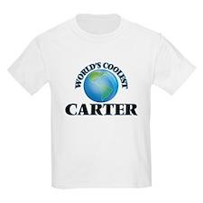 World's Coolest Carter T-Shirt