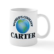 World's Coolest Carter Mugs