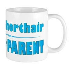 Shorthair Parent Mug