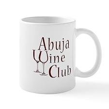 Wine and Checks Mug