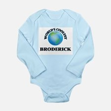 World's Coolest Broderick Body Suit