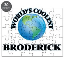 World's Coolest Broderick Puzzle