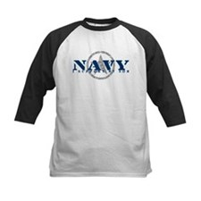 Navy - I Support My Son Tee