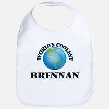 World's Coolest Brennan Bib