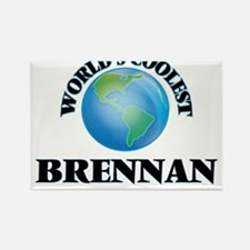 World's Coolest Brennan Magnets