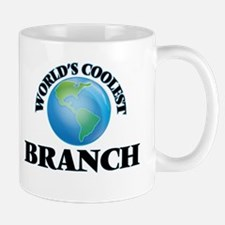 World's Coolest Branch Mugs