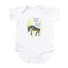 Great Dane Merle Twinkle Infant Bodysuit