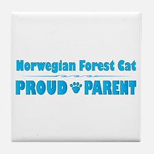 Wegie Parent Tile Coaster