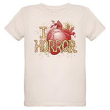 I Heart Horror T-Shirt