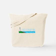 Lake Champlain Tote Bag