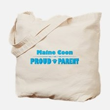 Maine Coon Parent Tote Bag