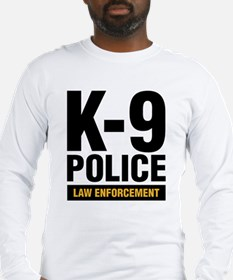 LAWPROk9police.jpg Long Sleeve T-Shirt
