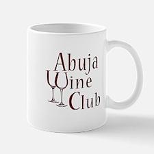 Abuja Wine Club Mugs