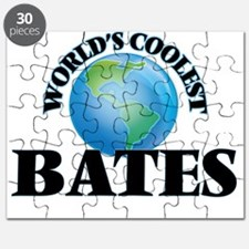 World's Coolest Bates Puzzle