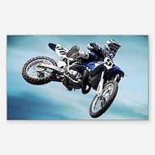 Dirt Bike Jump Decal