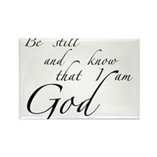 Funny Christian Rectangle Magnet (10 pack)