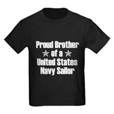Proud Navy Brother Star T