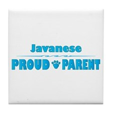 Javanese Parent Tile Coaster