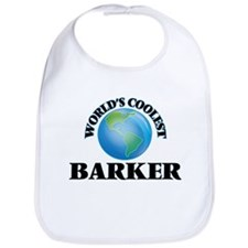 World's Coolest Barker Bib