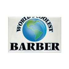 World's Coolest Barber Magnets