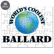 World's Coolest Ballard Puzzle