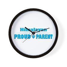 Himalayan Parent Wall Clock