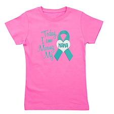 Unique Cervical cancer inspirational Girl's Tee